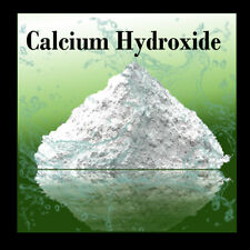 Calcium Hydroxide FOOD GRADE  Hydrated Lime Powder Slaked lime Ca(OH)2 Free Post