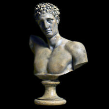 Hermes Marcury of Athens Museum bust Greek Roman god Replica Reproduction