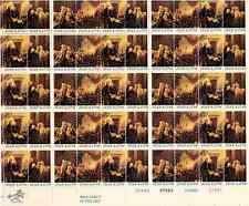 Scott #1691/4.13 Cent.July 4, 1776.Sheet of 50 Stamps
