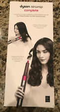 Authentic Dyson Airwrap Styler Complete Never Used In Open Paper Box