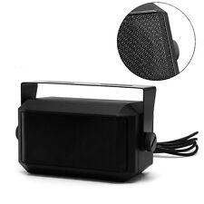 5w 3.5mm Radio Communications External Extension Speaker for Jack Mobile Radios