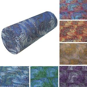 Long Tube Bolster Cover*Chinese Rayon Brocade Throw Neck Roll Custom Size*BN4
