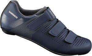 Shimano RC100 Road Cycling Shoes - Navy