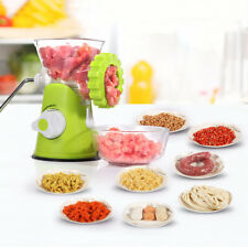 Manual Meat Grinder Household Hand-cranked Small Sausage Machine Kitchen Tools