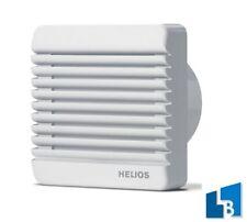 Helios HR 90 KEZ Mini-Lüfter Klein-Ventilator mit Nachlaufschalter IP45 DN100