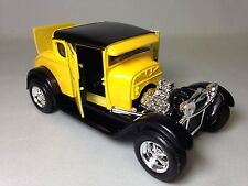 1929 Ford Model A ,1:24 Diecast Collectible, Maisto Toy Car, Yellow