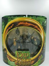 Lord of the rings action figure MERRY,PIPPIN AND MORIA ORC PACK  LOTR NEW MINT