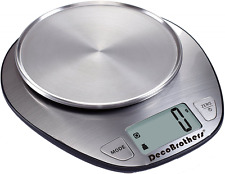Food Digital Scale Kitchen Scales Grams and Ounces Weight Watchers Dieting NEW