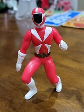 2000 MMPR MIGHTY MORPHIN POWER RANGERS RED LIGHTSPEED RESCUE ACTION FIGURE
