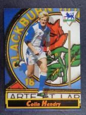 Carte collezionabili calcio 1993 originale blackburn rovers