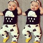 Cute Newborn 3 6 9 12 18 24 Months t Shirt Pants Baby Boy Clothing Set Outfits