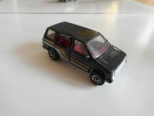 Matchbox 1984 Dodge Caravan in Black