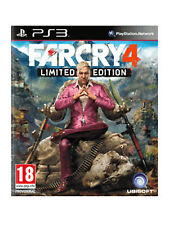 Far Cry 4 -- Limited Edition (Sony PlayStation 3, 2014)