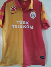 Galatasaray 2012-2013 Home Football Shirt Size Medium /40543