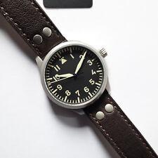 Aristo 3H143A, Vintage Beobachter, grosse Fliegeruhr, 47mm, Automatikwerk