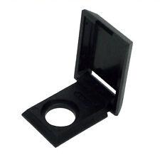 Sichtschutz Klappe Türspion ABUS 14mm Kunststoffkappe Spion