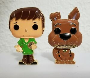 NYPD Scooby Doo and Shaggy Jack Maple New York Police Funko Pop Challenge Coins