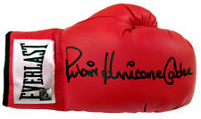 "Rubin ""Hurricane"" Carter Signed Everlast Boxing Glove ASI Proof"