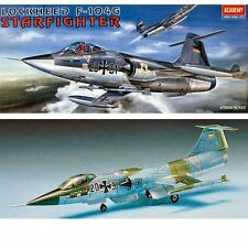 Academy 1619 Lockheed F-104G Starfighter 1/72 Plastic scale model kit