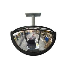 """Forklift Anti-Blind Spot Dome Mirror 9"""" Yale Nissan Toyota Universal Replacement"""
