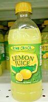 Jamaican Lemon Juice  454 mL / 16 Ounces