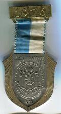 Medaille 1976 – Gemeinde Overath 8. Int. Overather Volkslauf