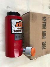 10 Ton hydraulic mini porta power ram, mechanics, auto, FREE POSTAGE (PPM10)