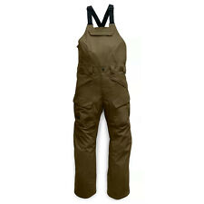 THE NORTH FACE Mens 2020 Snow - Freedom Bib Pant - Military Olive
