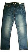 Tommy Hilfiger Herren Jeans Denim Original, Slim Fit Große: 34W-30L (46 x 100cm)