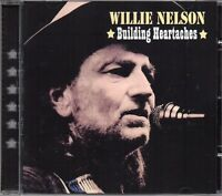 Willie Nelson - Building Heartaches (2003 CD) Vintage 1960s Studio Recordings