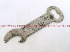 Scarce 1910s Canada Big Chief Beer key bottle opener Tavern Trove