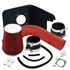 For Expedition/F-150/F250 4.6L/5.4L V8 97-03 Air Intake System Red Heat Shield