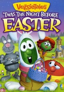 Veggie Tales: Twas the Night Before Easter (DVD Video)