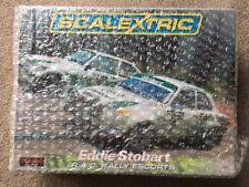 Ford Escort MK1 MK 2 RS Rally Car Set Limited Edition Eddie Stobart Scalextric