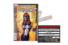 Amazing Spider-man #678 Mexico La Mole Variant - SIGNED BY JOE QUINONES + COA