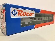 ROCO 45205 - Voiture mixte B7D 2è/fg UIC ep IV de la SNCF - HO - rare