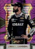 2017 Select Racing Prizms Purple Pulsar Singles (Pick Your Cards)