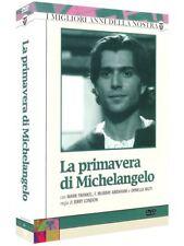 Dvd La Primavera di Michelangelo  - (Box 3 Dischi)  ......NUOVO