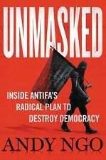 Unmasked by Andy Ngo (2020, Hardcover)