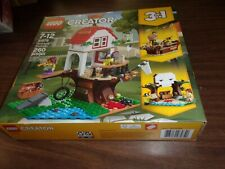 New~ Lego 31078 Creator 3 in 1 Treehouse Treasures - 260 Pieces New Fact Sealed