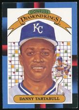 1988 Donruss Diamond Kings #5 Danny Tartabull Kansas City Royals