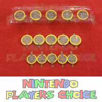 15X Nintendo NES SNES N64 GameBoy Battery CR2025 CR1616 CR2032 Tabs + Directions