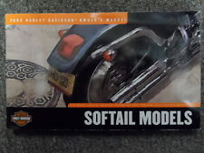 2002 Harley Davidson Softail Owners Operators Owner Manual FACTORY