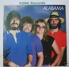 ALABAMA - The Closer You Get - Excellent Con LP Record