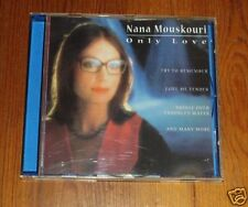 NANA MOUSKOURI Only Love CD Dutch Compilation 1998