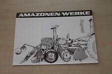 162903) Amazone Engsaat Prospekt 03/1982