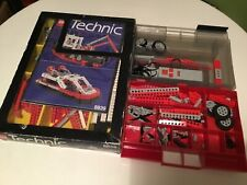 lego technic 8839 supply ship Boxed Instructions + 8720 Electric Both Incomplete