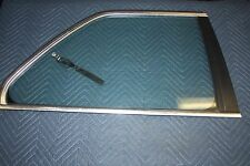 BMW E30 Right Rear Quarter Window Glass Passenge Side 325e 325i 325is Coupe