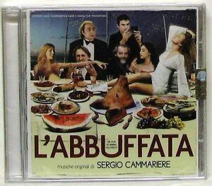 COLONNA SONORA - L'ABBUFFATA - SERGIO CAMMARIERE - CD NUOVO SIGILLATO