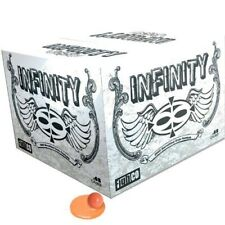 Valken Infinity Paintballs Case of 2000 Count .68 Caliber Rounds - Orange